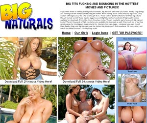 Big Naturals - Big tits fucking and bouncing in the hottest movies and pictures!
