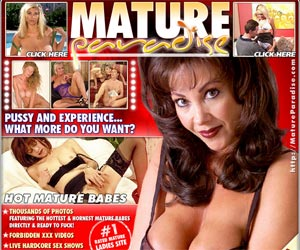 Mature Paradise - Pussy and Experience... What More Do You Want?